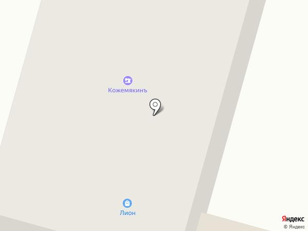 Ветка на карте