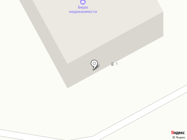 Старый город на карте