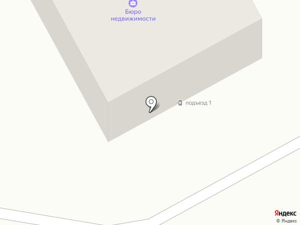 Нинель на карте