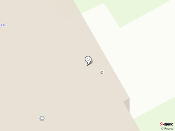 Адвокатский офис №1 г. Усолья на карте