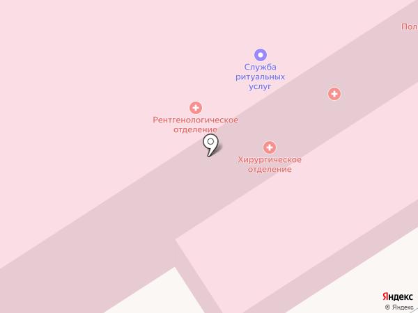 Городская больница им. академика Вагнера Е.А. на карте