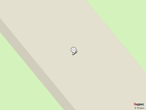 Абзаково на карте