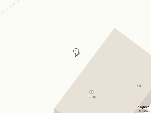 Мечеть Айша на карте