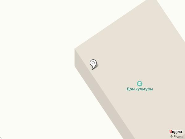 Абзаковский сельский дом культуры на карте