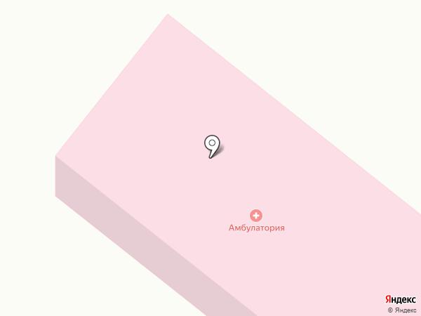 Абзаковская амбулатория на карте