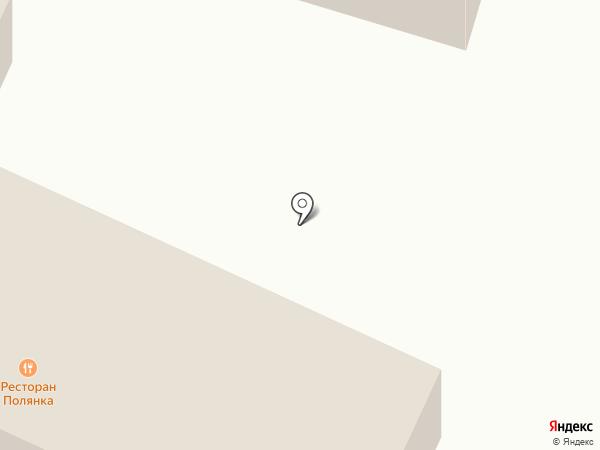 Polyanka на карте