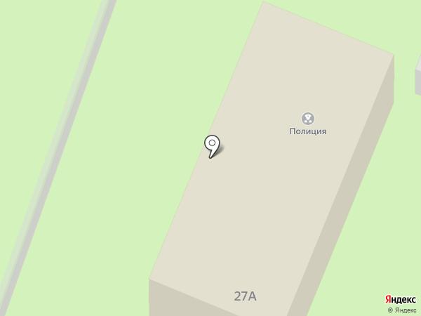 Отделение полиции Зеленая поляна, Отдел МВД России по Абзелиловскому району на карте
