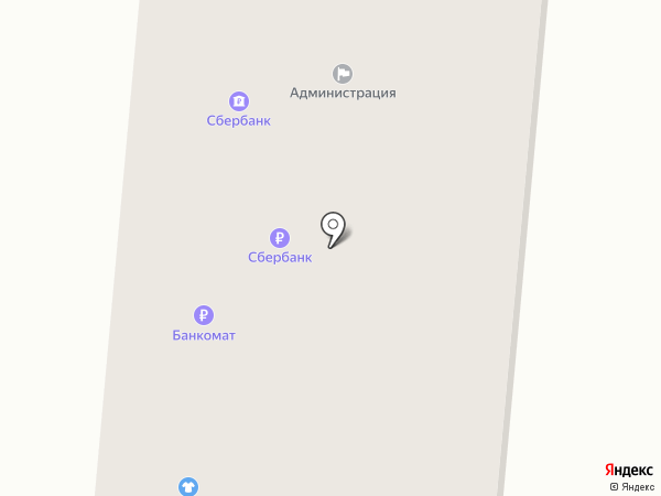 Янгельский сельсовет на карте
