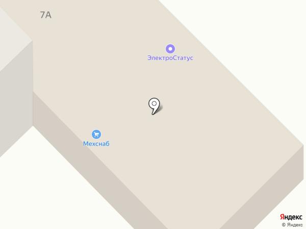 Магнитогорское РТП на карте