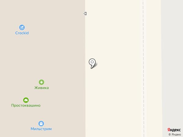 Мегалэнд на карте