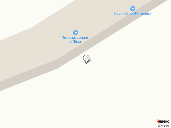 Магазин электротоваров и садового инвентаря на карте