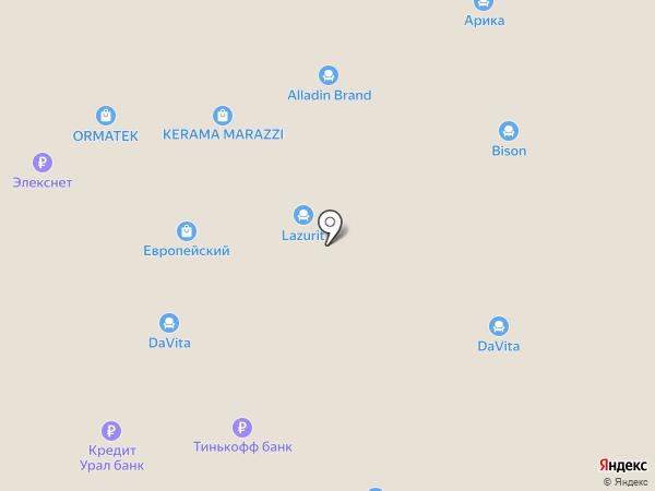 Арт-Текстиль на карте