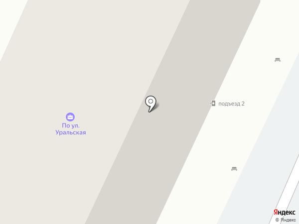 ПромСитиСтрой на карте