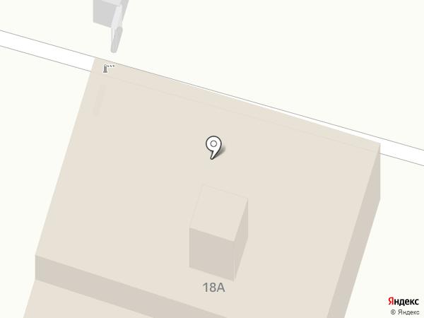 Пожарная часть №24 на карте