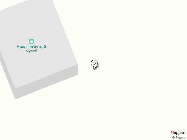 Музей на карте