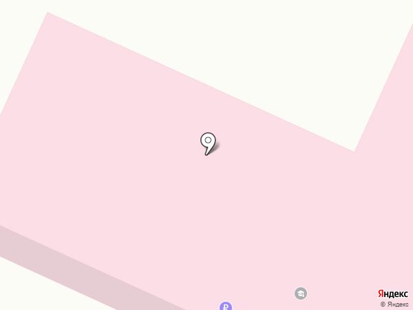 Приморская врачебная амбулатория на карте