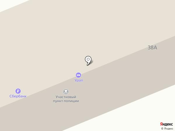 ЖКХ Агаповское на карте