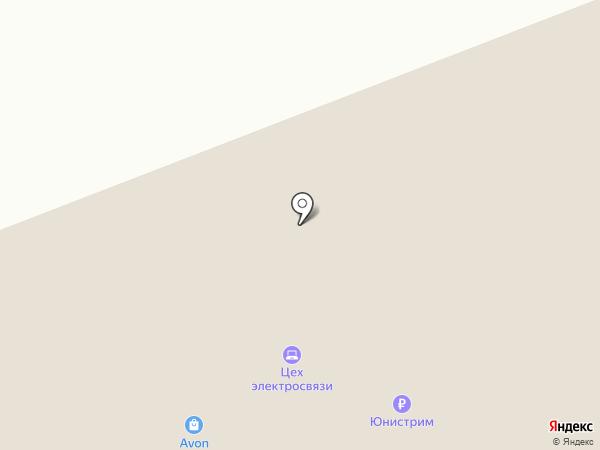 Магнитогорский почтамт на карте