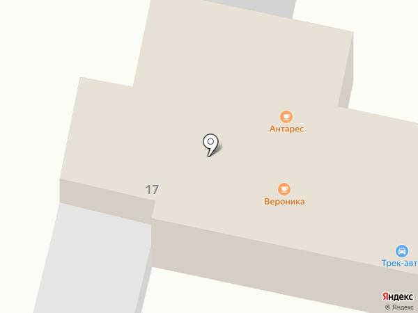 Трек-Авто на карте