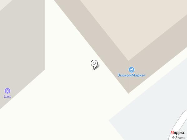 ЛиНком на карте