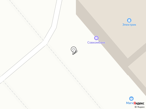 КухенМастер на карте