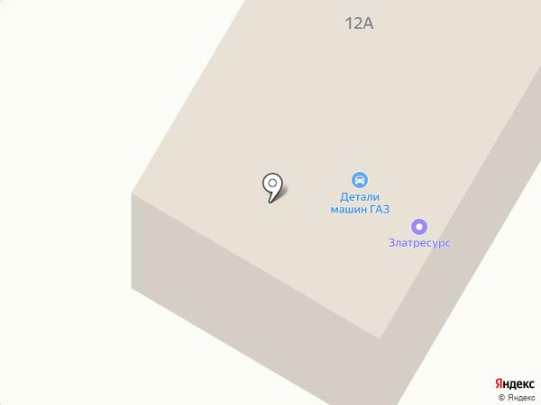 Ликард на карте