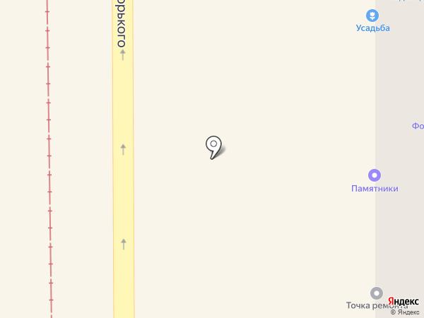Попов В.В. на карте