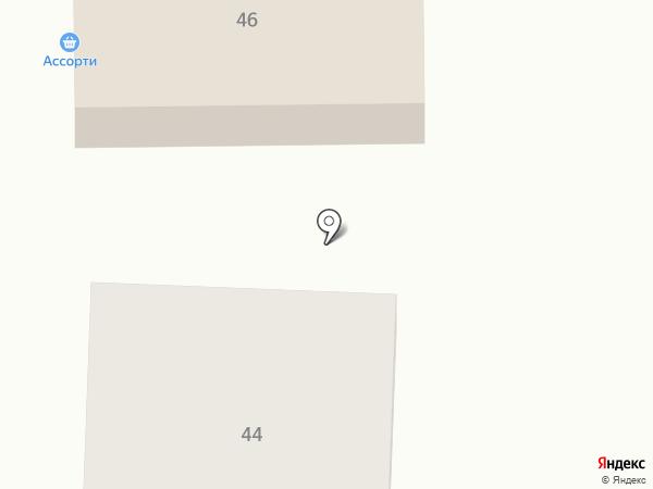 Магазин на Свердлова на карте