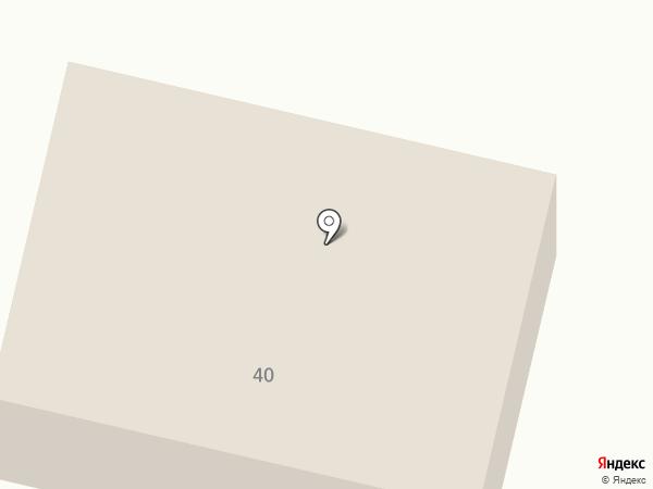 Дегтярское участковое лесничество на карте