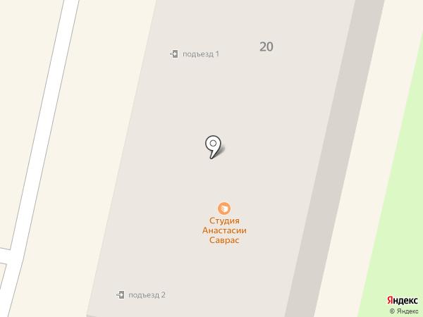 Теремок на карте