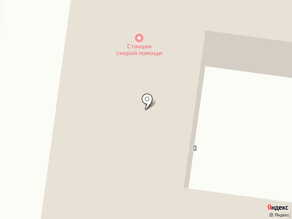 Ревдинская станция скорой медицинской помощи на карте