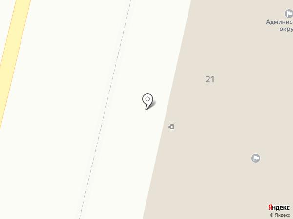 Дума городского округа Ревда на карте