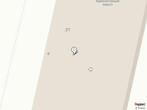 Администрация городского округа Ревда на карте