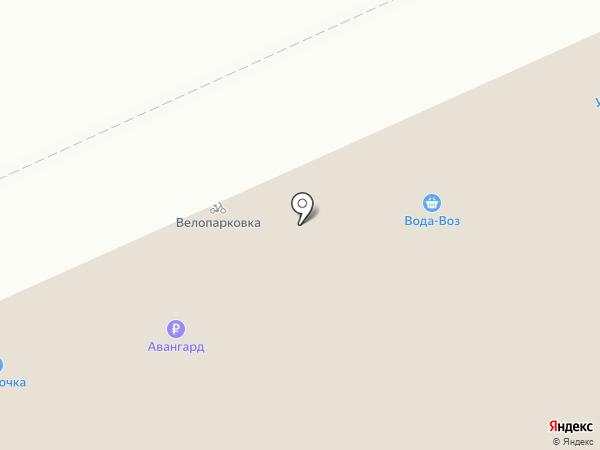 Иверия на карте