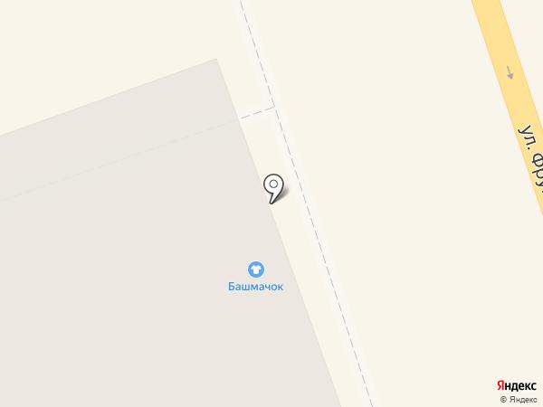 Винная Карта на карте