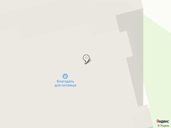 ВетХаус на карте
