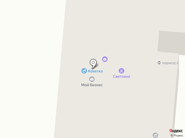 Под капотом на карте