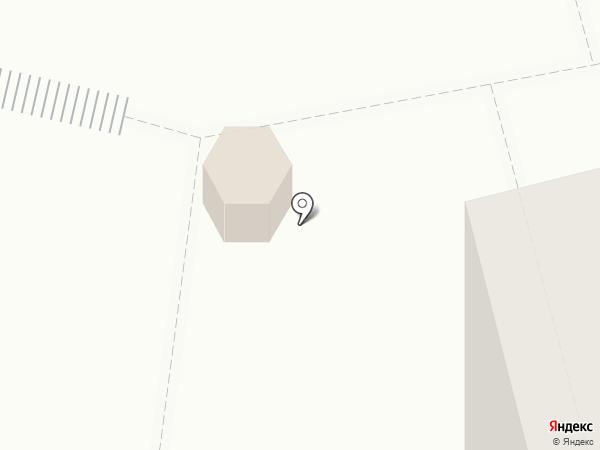 Нижнетагильский холодильник на карте