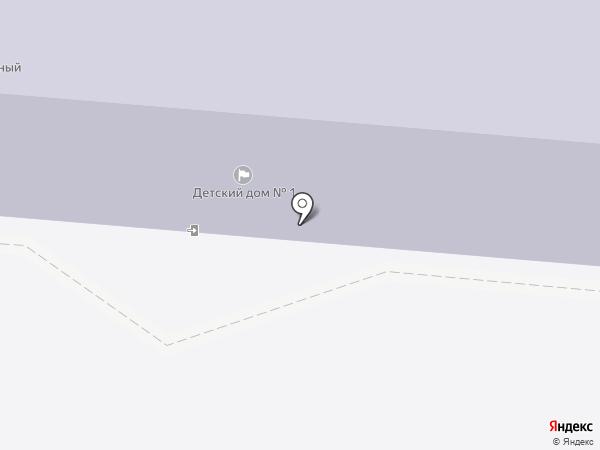 Первоуральский детский дом №1 на карте