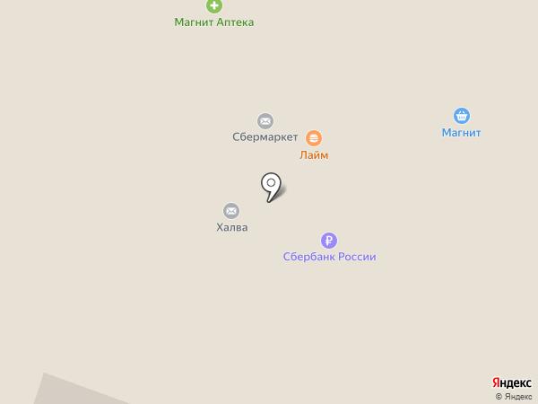 Элит Мастер на карте