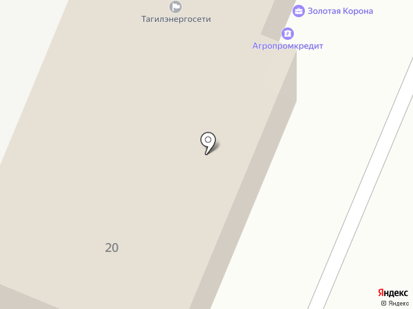 Аварийно-диспетчерская служба электросетей Центрального района на карте