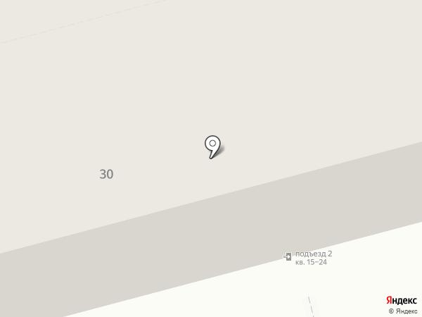 Фринт на карте