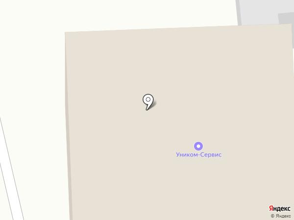 УралСпецСнаб на карте