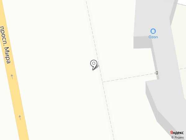 Мир связи на карте