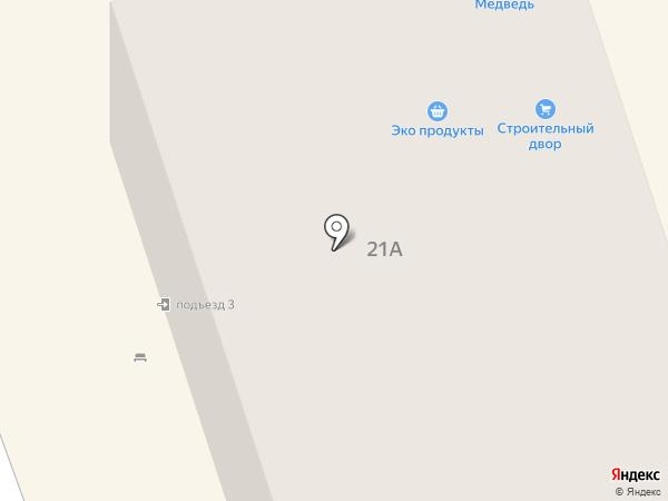 Мадонна на карте