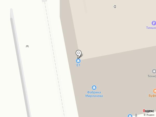 Нижнетагильская мебельная фабрика, ЗАО на карте