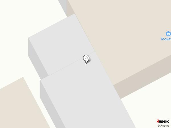ЭкоДом на карте