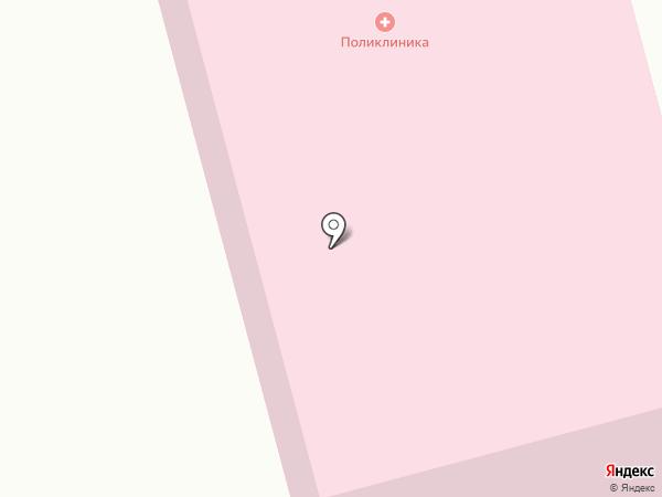 Дегтярская городская больница на карте