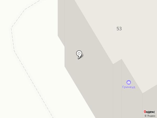 НТВ на карте