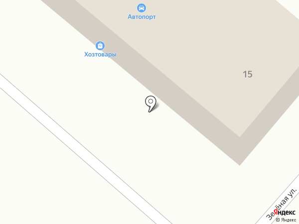 МаВитАвто на карте
